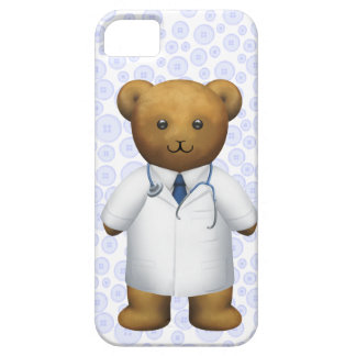 Doctor Bear  - Teddy Bear iPhone 5 Covers