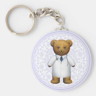 Doctor Bear - Teddy Bear Keychains