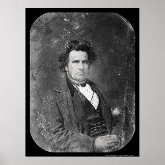 Doctor Blakeman Daguerreotype 1851 Poster