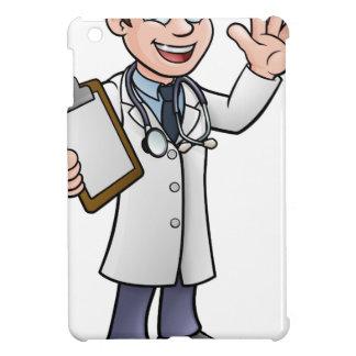 Doctor Cartoon Character iPad Mini Case