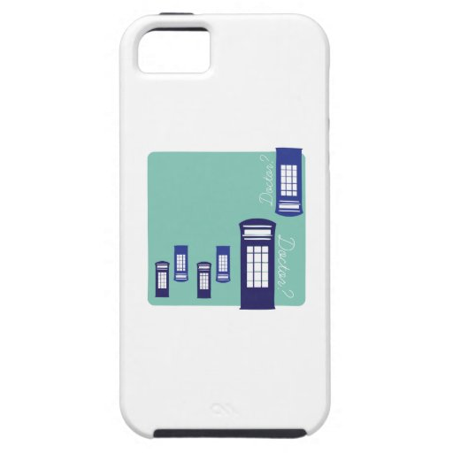 Doctor Doctor? Case For iPhone 5/5S