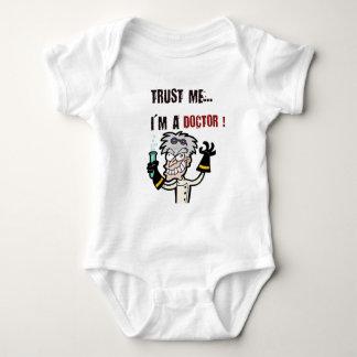 Doctor Doom Baby Bodysuit
