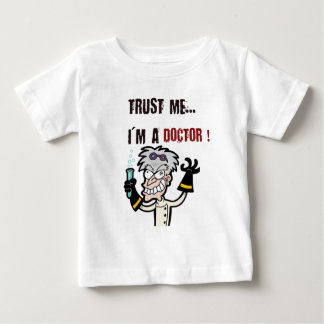 Doctor Doom Baby T-Shirt