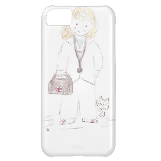 Doctor (Female) Case For iPhone 5C