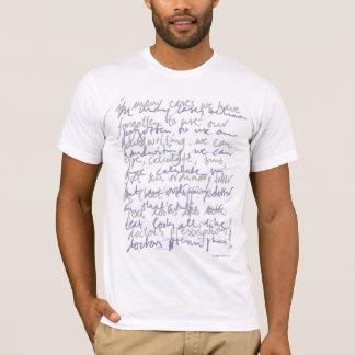 Doctor Handwriting T-Shirt