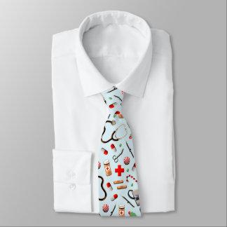 Doctor Holidays Tie