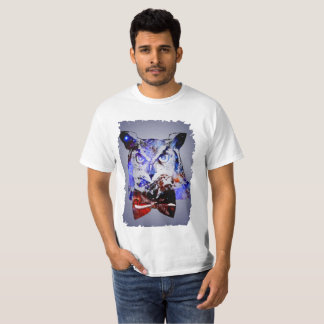 Doctor Hoot | Time Traveling Galaxy Police Owl T-Shirt