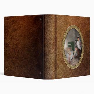 Doctor - Hospital - Bedside manner 1915 Vinyl Binder