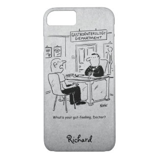 Doctor is asked what his gut-feeling is Case-Mate iPhone case