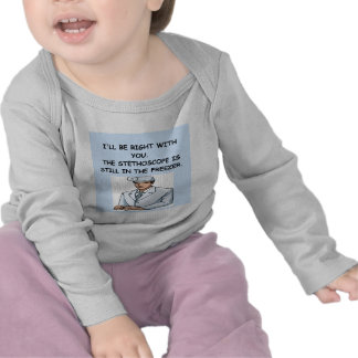 DOCTOR joke T-shirts