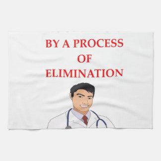 DOCTOR KITCHEN TOWEL