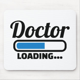 Doctor loading mouse pad