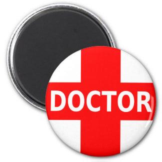 Doctor Logo Magnet