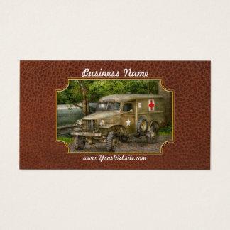 Doctor - MASH Unit Business Card