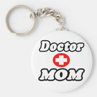 Doctor Mom Key Chain