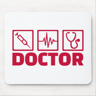 Doctor Mouse Pad