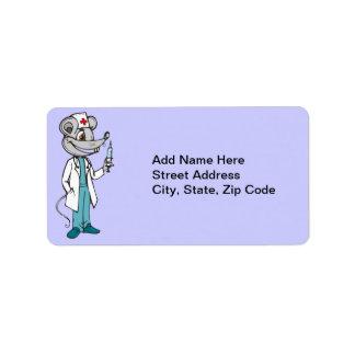 Doctor Nurse Mouse