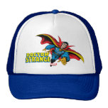 Doctor Strange Flying Trucker Hat