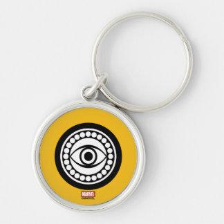 Doctor Strange Retro Icon Keychain