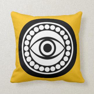 Doctor Strange Retro Icon Throw Pillow