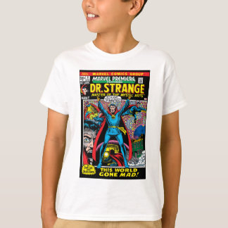 Doctor Strange: While The World Spins Mad T-Shirt