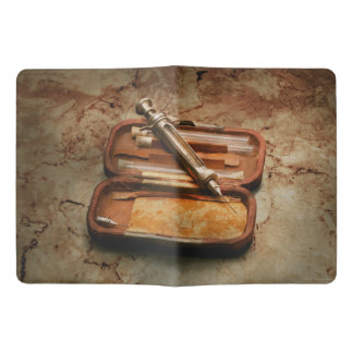 Doctor - The Hypodermic Syringe Extra Large Moleskine Notebook