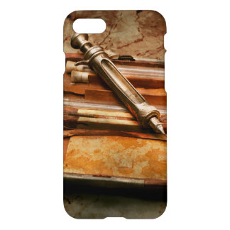 Doctor - The Hypodermic Syringe iPhone 8/7 Case