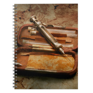 Doctor - The Hypodermic Syringe Notebook