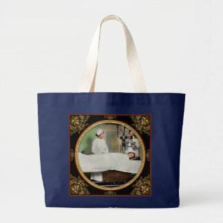 Doctor - Xray - Getting my head examined 1920 Large Tote Bag