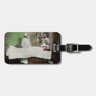 Doctor - Xray - Getting my head examined 1920 Luggage Tag