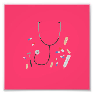 doctors equipment photographic print