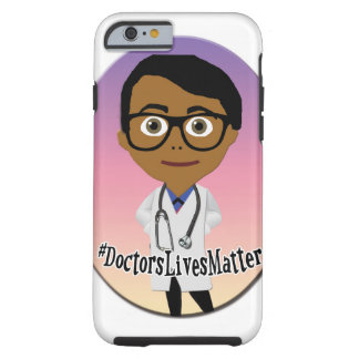 Doctors Lives Matter iPhone case 3
