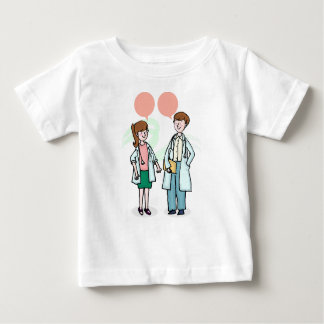 Doctors Talking Baby T-Shirt