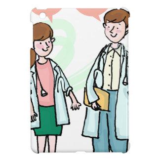 Doctors Talking iPad Mini Case