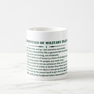 Doctrine Man!! Planning Fundamentals Coffee Mug