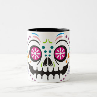 DOD ( day of the dead ) MUG