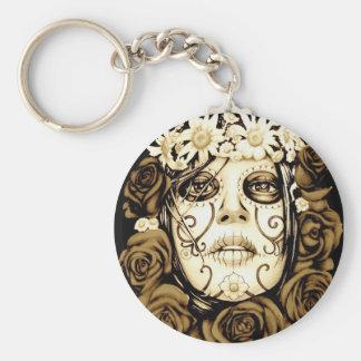 dod sep basic round button keychain