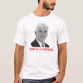 Dodd is a Crook! T-Shirt