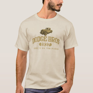 Dodge Bros 1937 Pickup T-Shirt