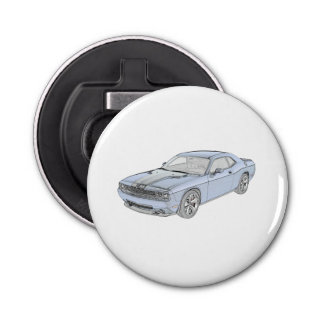 Dodge Challenger Bottle Opener