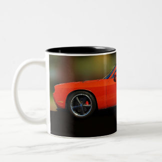 DODGE CHALLENGER COFFEE CUP