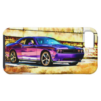Dodge Challenger iPhone 5 Covers