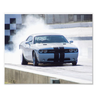 Dodge Challenger SRT Photo Print