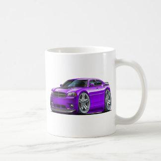 Dodge Charger Daytona Purple Car Coffee Mug