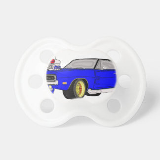 dodge charger pacifier