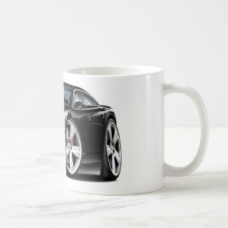 Dodge Charger RT Black Car Coffee Mug