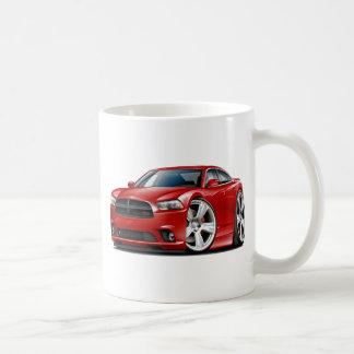 Dodge Charger RT Red Car Coffee Mug