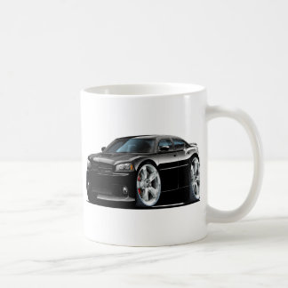 Dodge Charger Super Bee Black Car Coffee Mug