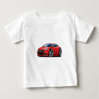 Dodge Dart Red-Black Grill Car Baby T-Shirt