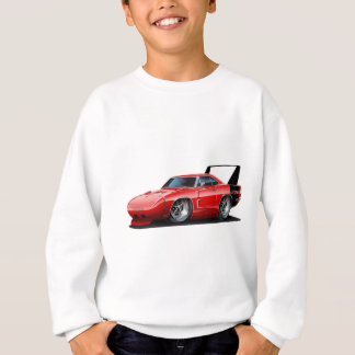 Dodge Daytona Red Car Sweatshirt
